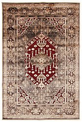 Tapis Wilton - Donelle (rouge)