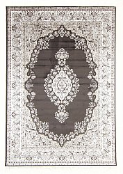 Tapis 160 x 230 cm (wilton) - Battista (anthracite)