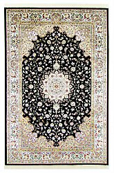 Tapis Wilton - Gårda Oriental Collection Kahmar (noir)
