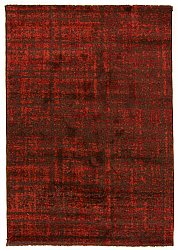 Tapis Wilton - Giovanna (marron/orange)