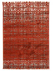 Tapis 200 x 290 cm (wilton) - Venetia (orange)