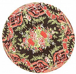 Tapis rond 120 cm - Rose (rond)