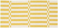 Tapis de cuisine (plastique) - Le tapis de Horred Arrow (jaune)
