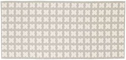 Tapis de cuisine (plastique) - Le tapis de Horred Cross (gris)