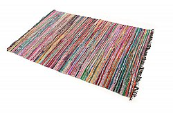 Tapis chiffons Large - Michigan (multi) 200 x 290 cm