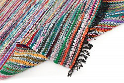 Tapis chiffons de Strehög of Sweden - Michigan (multi)