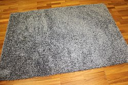 Tapis shaggy - Fancy (gris)