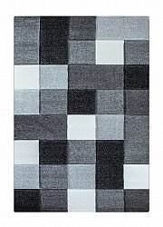 Tapis Wilton - London Mosaik (gris)