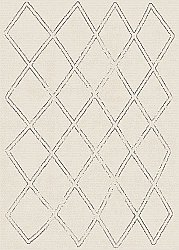 Tapis Wilton - Brussels Diamond (blanc)