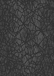 Tapis Wilton - Brussels Diamond (noir)