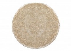 Tapis rond 120 cm - Lounge (beige)