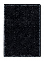 Tapis 133 x 190 cm (tapis shaggy) - Lounge (anthracite)