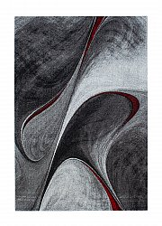 Tapis 160 x 230 cm (wilton) - Brilliance Volante (rouge)
