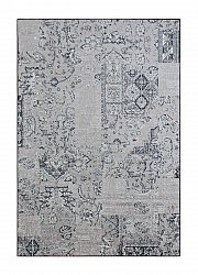 Tapis Wilton - Faro Patch (gris)