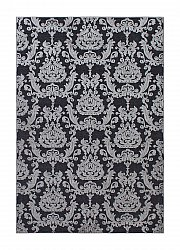 Tapis Wilton - Faro Medallion (anthracite)