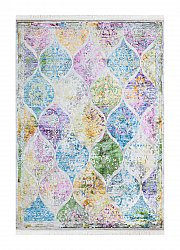 Tapis 160 x 230 cm (wilton) - Colourful Bell (multi)