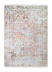 Tapis 200 x 290 cm (wilton) - Colourful Vintage (rust)