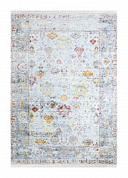 Tapis 200 x 290 cm (wilton) - Colourful Frame (multi)
