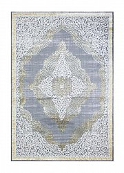 Tapis Wilton - Kameha Medallion (or)