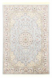 Tapis Wilton - Gårda Oriental Collection Kahmar (bleu)
