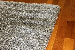 Tapis shaggy - Shaggy Deluxe (silver)
