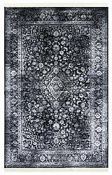 Tapis Wilton - Gårda Oriental Collection Sanghi (noir)