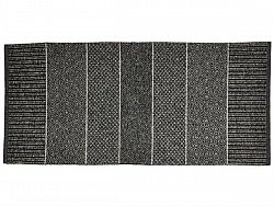 Tapis de cuisine (plastique/coton) - Le tapis de Horred Alice Mix (graphite)