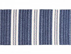Tapis en plastique - Le tapis de Horred Asta Mix (bleu)