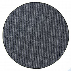 Tapis rond - Bergen (anthracite)