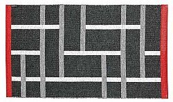 Tapis de cuisine (plastique) - Le tapis de Horred Black & White Ask