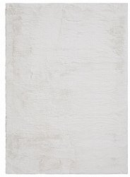 Tapis shaggy - Cloud Super Soft (blanc)