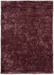 Tapis shaggy - Cosy (rubis)