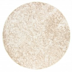 Tapis rond - Cosy (beige)