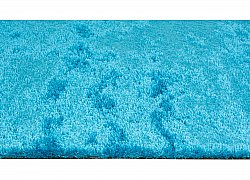 Tapis shaggy - Cosy (turquoise)