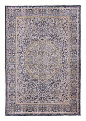Tapis Wilton - Vinadio (marron/or)