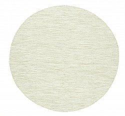 Tapis rond - Dhurry (nature)