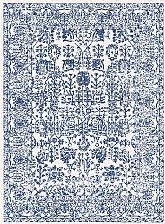 Tapis Wilton - Perouges (bleu)