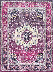Tapis Wilton - Siliana (rose)
