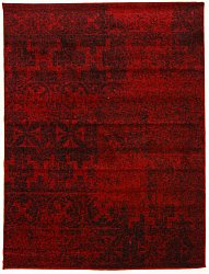 Tapis Wilton - Giana (rouge)