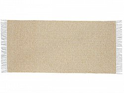 Tapis en plastique - Le tapis de Horred Goose Mix (jaune)