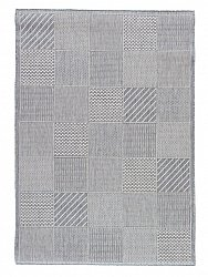 Tapis Wilton - Taverna Patch (gris clair)