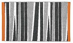 Tapis de cuisine (plastique) - Le tapis de Horred Black & White Gro