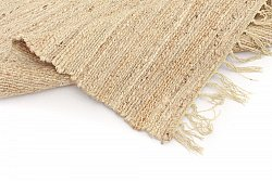 Tapis chanvre - Natural (beige)