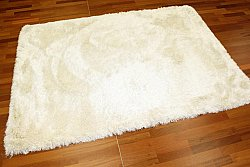 Tapis shaggy - Soft Deluxe (blanc)