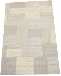 Patchwork - Superior new wool Patchwork (blanc)