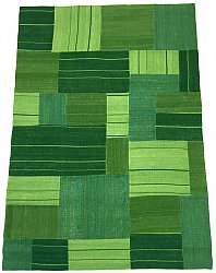 Patchwork - Superior new wool Patchwork (vert)