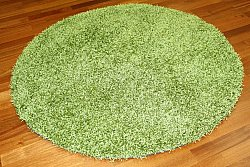 Tapis rond 160 cm - Fancy (Olive)