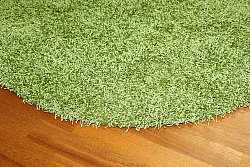 Tapis rond 120 cm - Fancy (Olive)