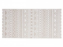 Tapis en plastique - Le tapis de Horred Inca (rose)