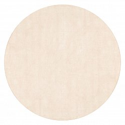 Tapis rond - Jodhpur Special Luxury Edition Viscose (beige clair)
